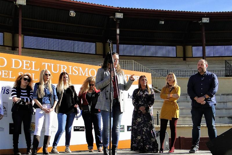 La Concejal Encarnación Cortes asiste al Primer Encuentro de Turismo de la Costa del Sol.