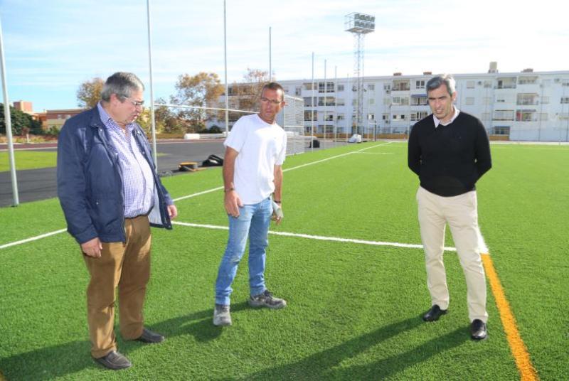 La renovación de infraestructuras y la creación de nuevas escuelas deportivas marcaron la gestión de deportes durante la presente legislatura.