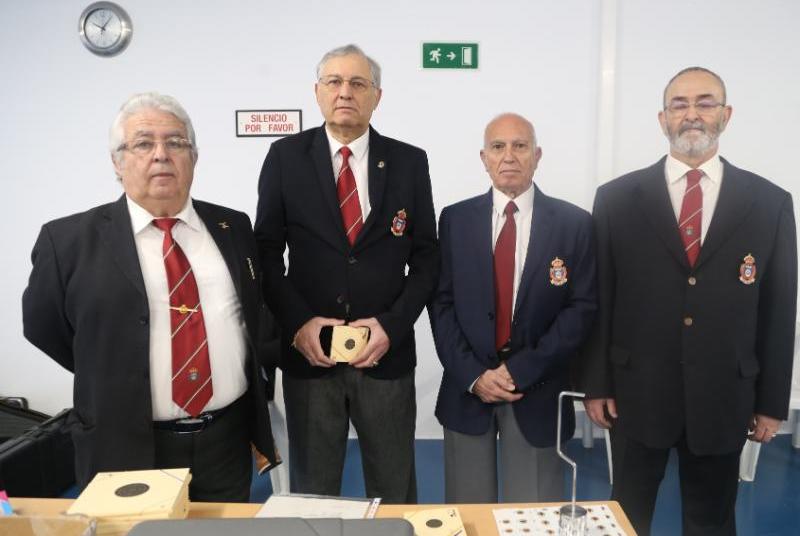 El Club de Tiro Olímpico Arroyo de la Miel 222 inaugura su actividad acogiendo el primero torneo inclusivo de la modalidad.