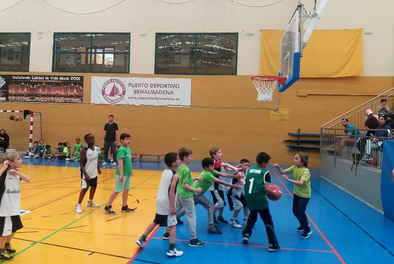 Comienza la 36ª  Edición de los juegos deportivos municipales de Benalmádena