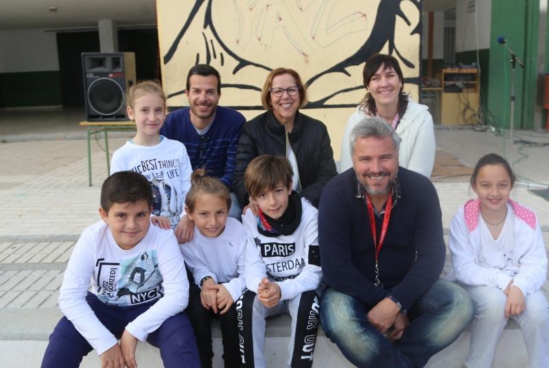 Los centros educativos de Benalmádena celebran 'El Día Escolar de la Paz'.