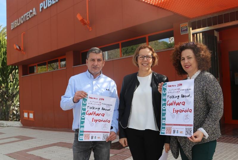 La Biblioteca del Arroyo de la Miel organiza un taller sobre cultura y lengua española dirigido a residentes extranjeros