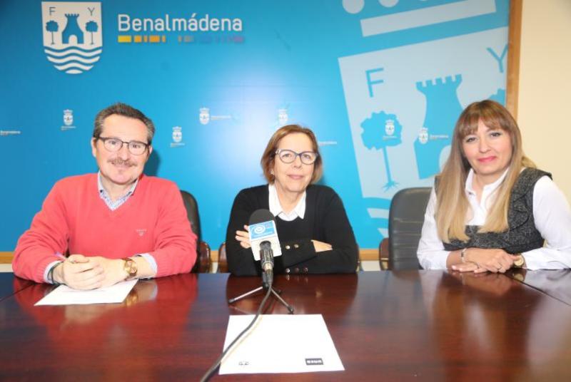 El aula telemática de la UNED en Benalmádena retoma su actividad.
