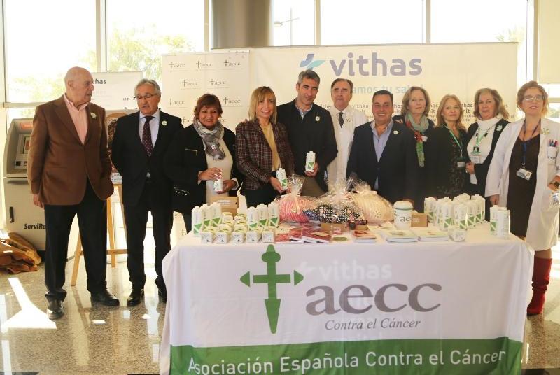 El Alcalde y la Concejal Alicia Laddaga se suman a los actos de celebración del Día Mundial de la lucha contra el cáncer.
