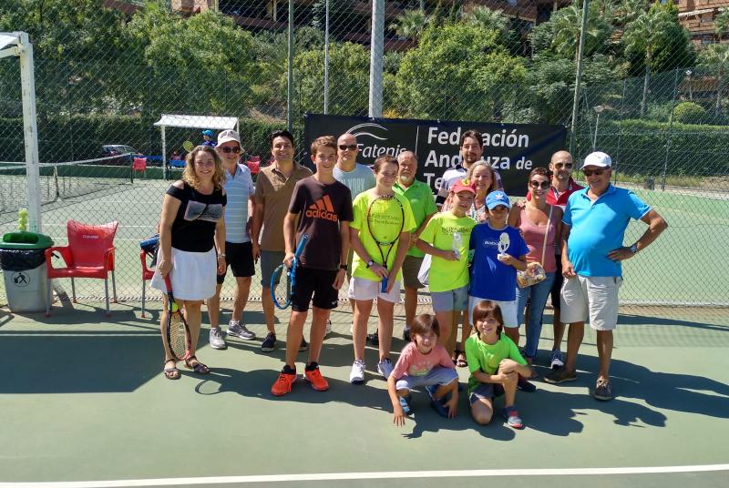 El Club La Raqueta acogerá este fin de semana los campeonatos provinciales de tenis en categoría alevín y cadete.