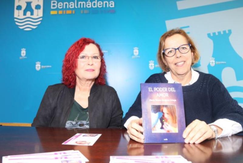 El Centro Municipal De Formación Permanente acogerá la presentación del libro 'El poder del amor' de María Teresa Jiménez Ortega.