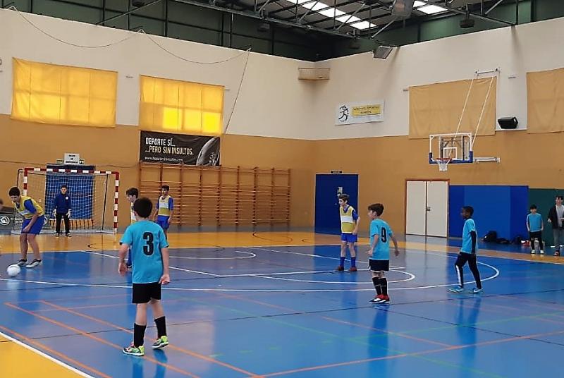 El Polideportivo de Arroyo de la Miel acoge acoge esta semana la 21 Edición de la Liga Deportiva de Semana Blanca.
