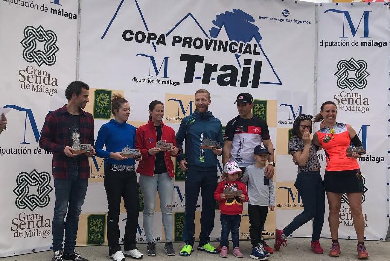 La carrera por montaña Calamorro 2019 convirtió a Benalmádena en el epicentro del skyrunning nacional.