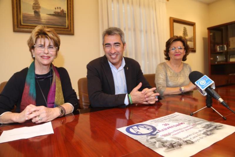 La Asociación de Mujeres Arroyo-Benalmádena celebra su 30 aniversario el viernes 15 en La Casa de la Cultura.