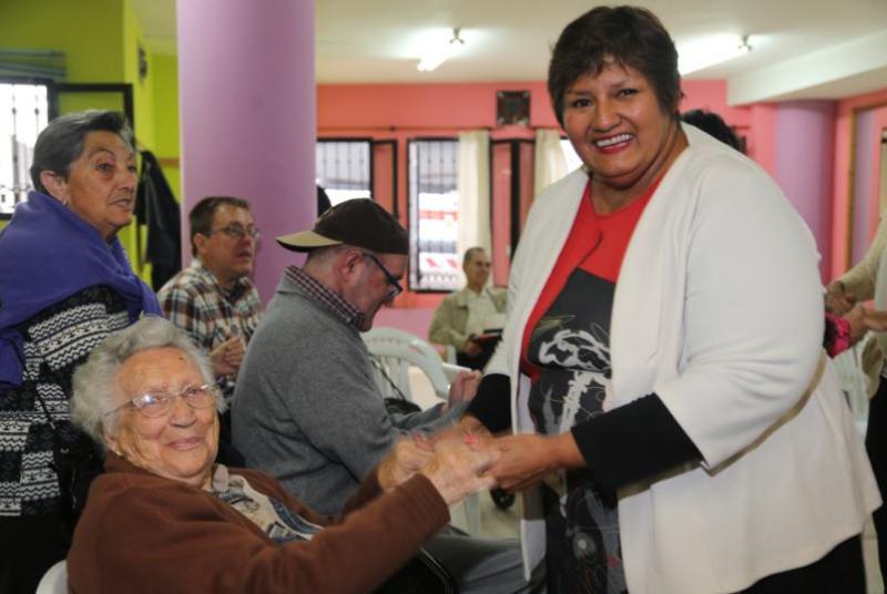 El Alcalde y la Concejala de Sanidad asisten a una nueva jornada del programa 'Contamos Contigo; sin barreras también podemos bailar'.