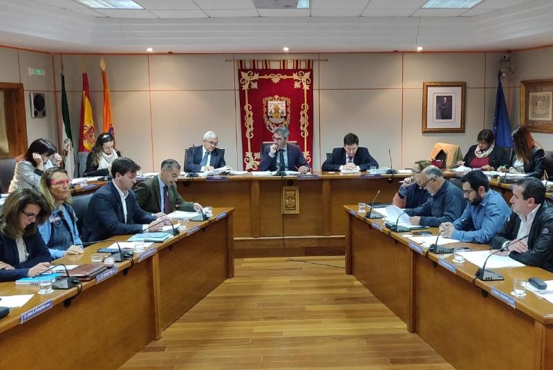 EL PLENO APRUEBA EL NUEVO ANTEPROYECTO DE 'EDIFICIO SINGULAR'