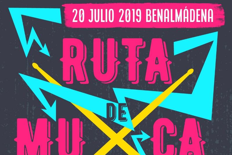 LA II RUTA DE LA MÚSICA DE BENALMÁDENA SE CELEBRA ESTE SÁBADO 20 DE JULIO EN MÁS DE 20 ESTABLECIMIENTOS DE LA LOCALIDAD