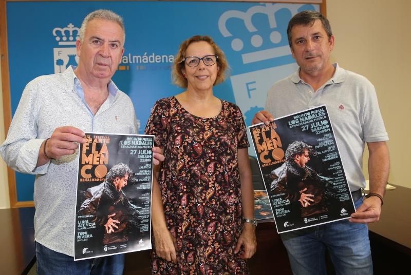 EL XIX FESTIVAL DE FLAMENCO DE BENALMÁDENA CONTARÁ CON ARTISTAS DE LA TALLA DEL CANTAOR JOSÉ VALENCIA Y EL GUITARRISTA JUAN REQUENA