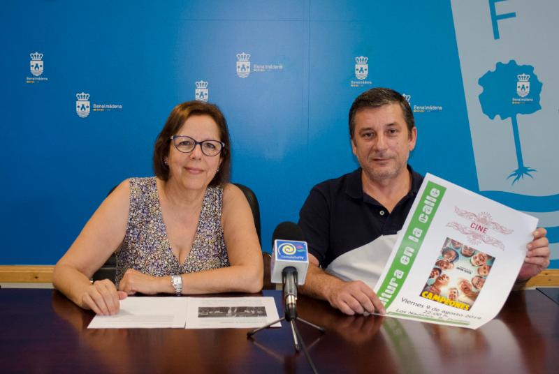EL RECINTO DE LOS NADALES ACOGERÁ ESTE VIERNES 9 LA PROYECCIÓN DE LA PELÍCULA 'CAMPEONES'