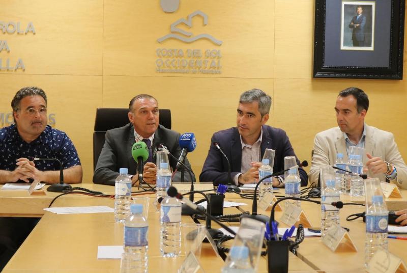 EL ALCALDE VÍCTOR NAVAS PARTICIPA EN LA ASAMBLEA GENERAL DE LA MANCOMUNIDAD DE MUNICIPIOS