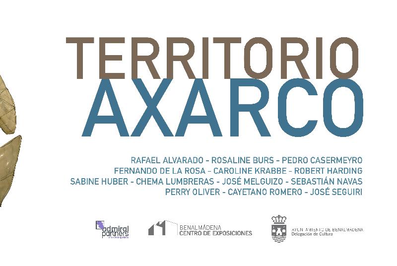 EL CENTRO DE EXPOSICIONES INAUGURA LA MUESTRA 'TERRITORIO AXARCO'