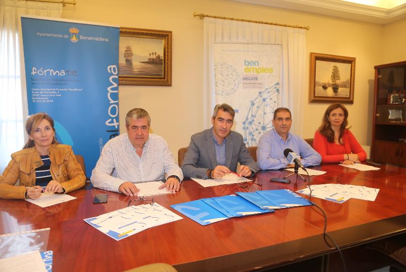 ARRANCA EL PROYECTO 'BENEMPLEA INCLUYE', DIRIGIDO A LA CUALIFICACIÓN DE 150 PERSONAS EN SITUACIÓN DE VULNERABILIDAD