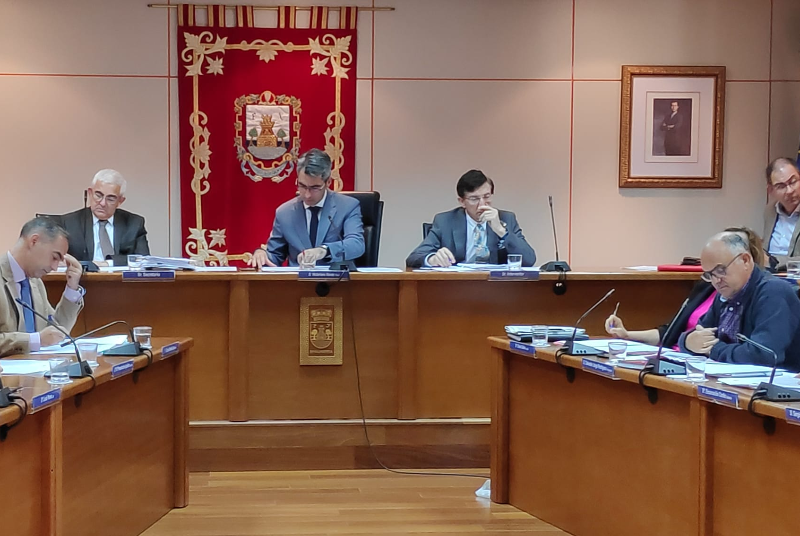 EL PLENO APRUEBA UNA MOCIÓN PARA LA DECLARACIÓN DE LA EMERGENCIA CLIMÁTICA DE LA CIUDAD DE BENALMÁDENA