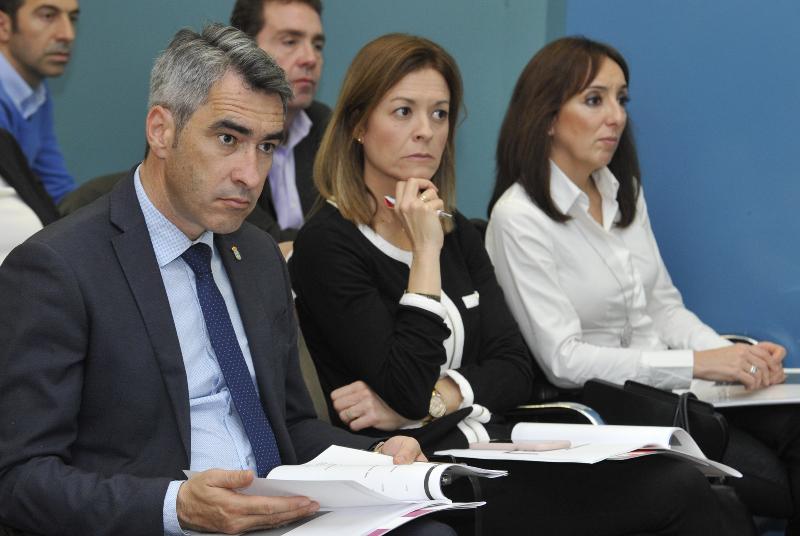 EL ALCALDE PARTICIPÓ EN LA REUNIÓN CONSTITUYENTE DEL CONSEJO TERRITORIAL DE LA FEDERACIÓN ESPAÑOLA DE MUNICIPIOS Y PROVINCIAS