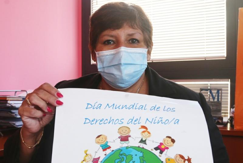 BENALMÁDENA SE SUMA A LA CELEBRACIÓN DEL DÍA INTERNACIONAL DE LOS DERECHOS DE LA INFANCIA