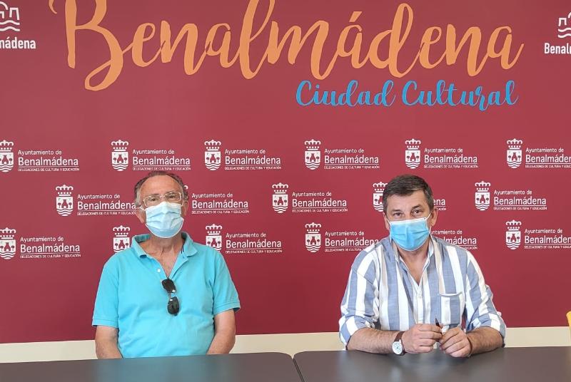 EL ATENEO DE BENALMÁDENA SE PREPARA PARA REANUDAR SUS ACTIVIDADES PRESENCIALES