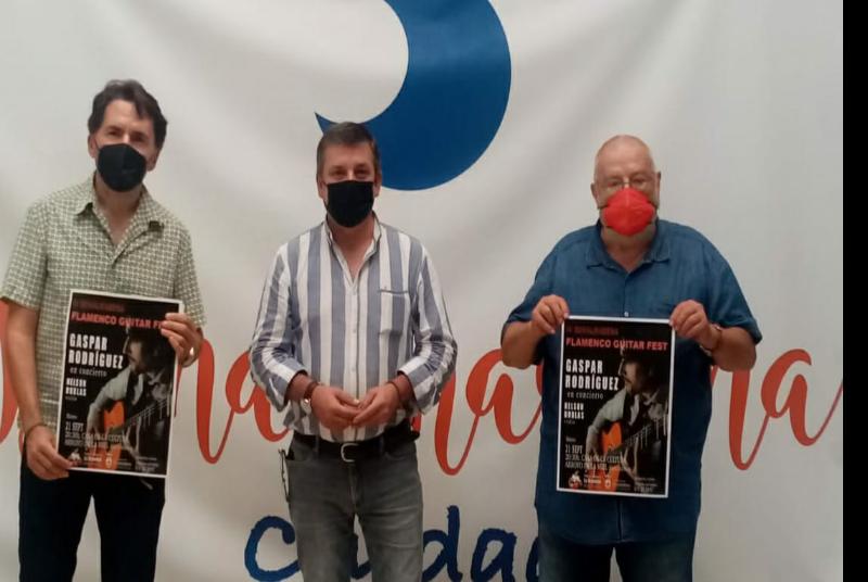 BENALMÁDENA FLAMENCO GUITAR FEST CELEBRARÁ SU CUARTA EDICIÓN DE SEPTIEMBRE A DICIEMBRE