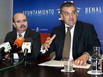 Presentación del Plan Proteja en Benalmádena