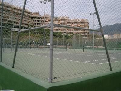 Abierto plazo de inscripción para la liga de Tenis