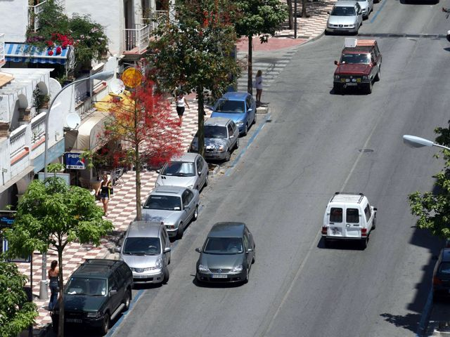 La Avda. Garía Lorca será un gran boulevar abierto al comercio