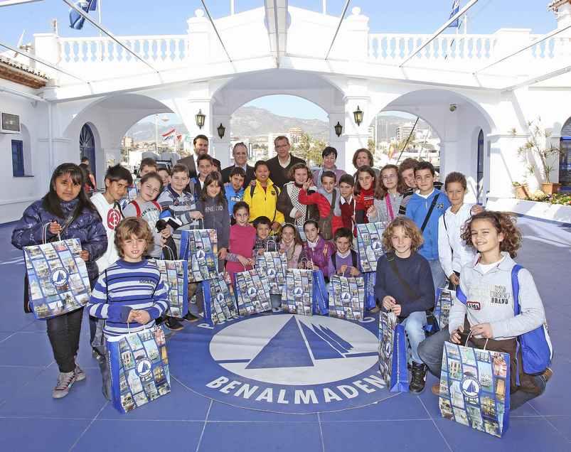Los ganadores del Concurso Christma del Puerto