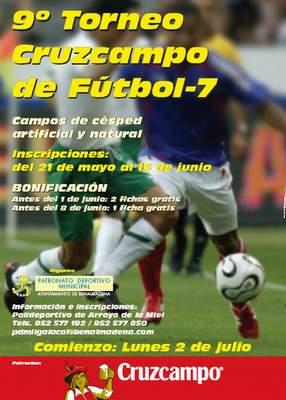 9º Torneo Cruzcampo de Fútbol 7