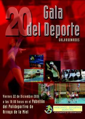20ª Gala del  Deporte de Benalmádena