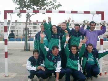 12º Campeonato Andaluz de Fútbol 7 para Discapacitados Psíquicos