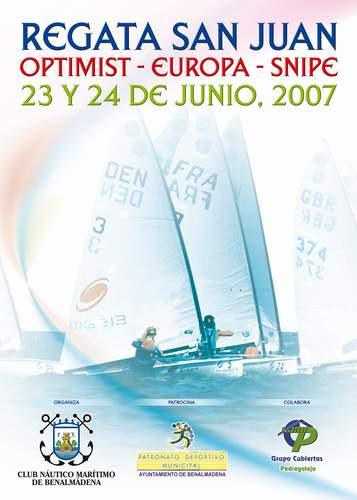 REGATA DE FIESTAS DE SAN JUAN 2007