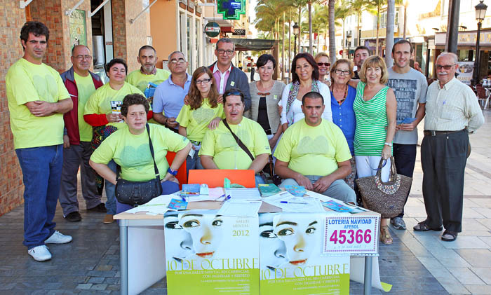 Benalmádena se suma a la celebración del Día Mundial de la Salud Mental