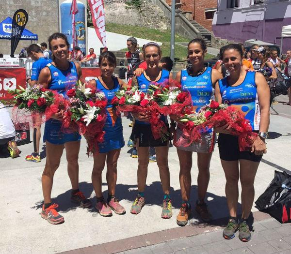 El Alpino Benalmádena Irontriah revalida su título femenino en el Campeonato de España de Clubes y suma un gran segundo puesto en masculino