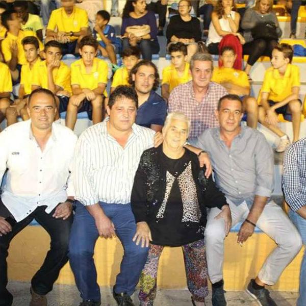 La puerta principal del Campo de Fútbol El Tomillar se denominará Remedios Jaime Luque en honor a la 'Abuela' del Club Atlético Benamiel