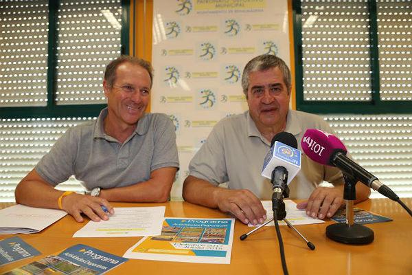 El Patronato Deportivo Municipal estrena nuevo programa de actividades con más de 30 modalidades deportivas diferentes