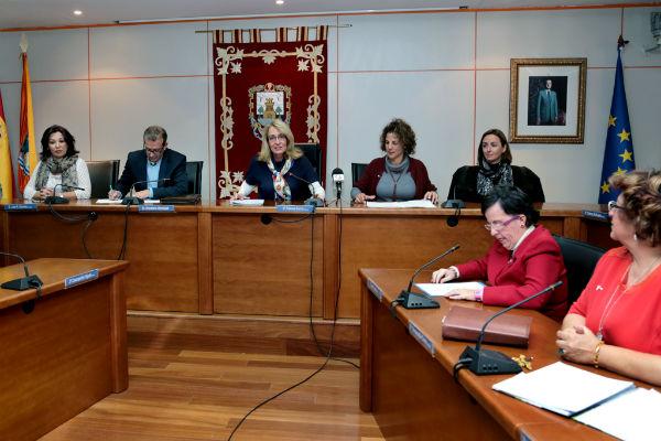 El Ayuntamiento reconoce la gran labor desarrollada por los colectivos sociales en favor de las personas con discapacidad