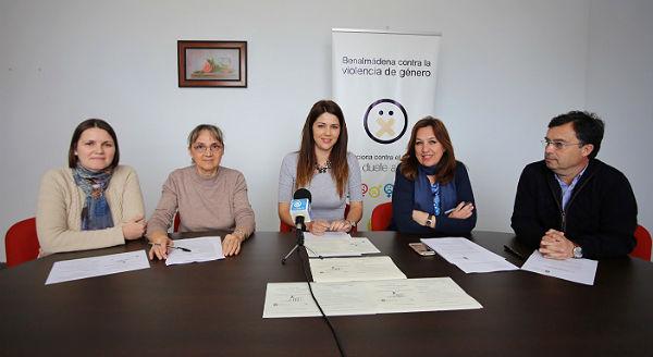 La Concejala Irene Díaz presenta los actos con motivo de la celebración del Día Internacional de las Mujeres