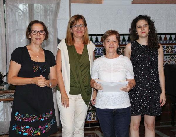 La Obra 'El Faro' de Isabel San Juan obtiene el Primer Premio en el XVI Certamen de Acuarelas Ciudad de Benalmádena