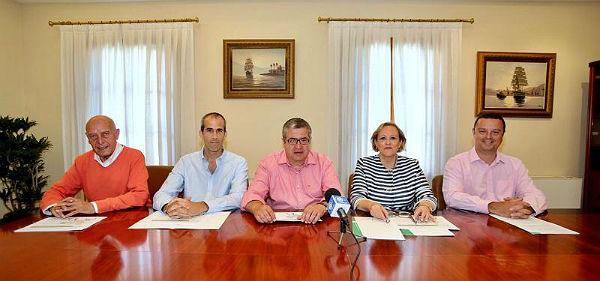 Emabesa firma un convenio con la AECC para fomentar hábitos de vida saludables entre sus empleados
