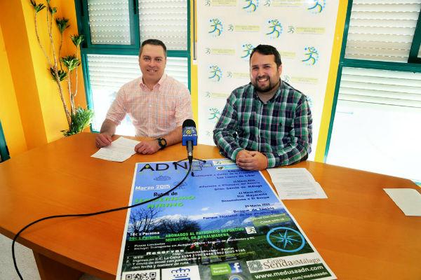 El Patronato Deportivo Municipal alcanza un acuerdo para fomentar el Senderismo entre sus usuarios.