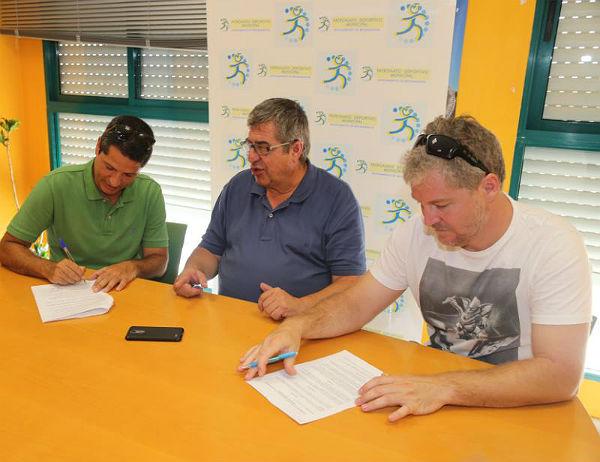 El Club de Badminton de Benalmádena y Recolte firman un Convenio de Colaboración