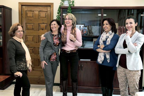 Afab agradece al Ayuntamiento la declaración de Benalmádena como 'Ciudad Solidaria con el Alzheimer'