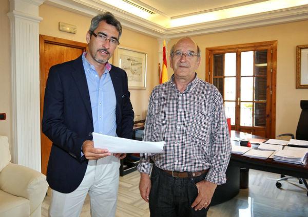 El Equipo de Gobierno logra aumentar la reducción de la deuda de las arcas municipales hasta 35 millones desde el inicio de la legislatura