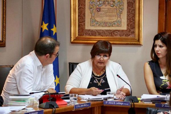 Sanidad procederá a fumigar los jardines y zonas verdes de Residencial Madrid ...