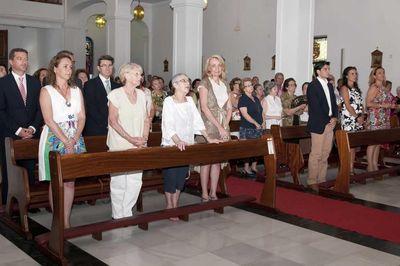 Benalmádena Arropa la Celebración del XXIV Aniversario de la Peña de la Cruz.