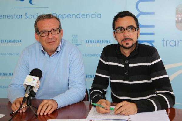 El concejal de Bienestar Social anuncia las elecciones de la Junta del Centro de Día Silvestre Gonzalez