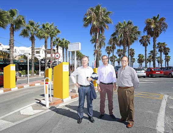 El Puerto Deportivo pone a disposición de forma gratuita más de medio millar de aparcamientos